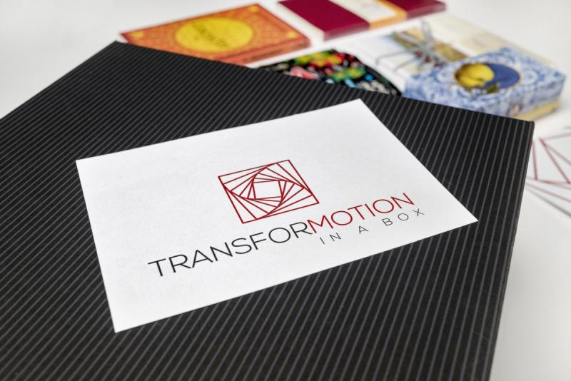 Transformotion in a Box closeup